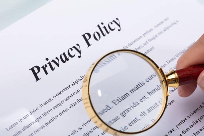 Vagtbureauets aktuelle persondatapolitik i forhold til ansatte